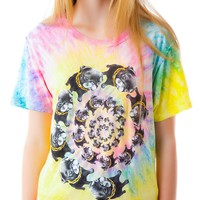 Nightmare Swirl Short Sleeve Tee