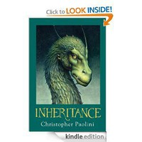 Inheritance (Inheritance Cycle) [Kindle Edition]