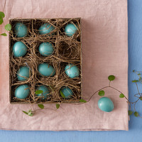 Faux Robin Eggs