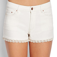 High Desert Denim Shorts