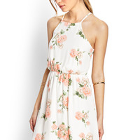 Blooming Floral Fit & Flare Dress