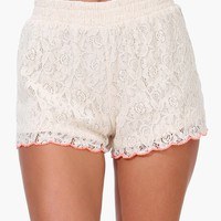 Alice Lace Shorts
