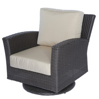 Windsor Outdoor Swivel Club Rocker