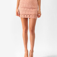 Short Crochet Skirt | FOREVER21 - 2000045597
