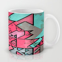 Robot Mug by SensualPatterns