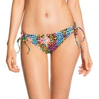 LLD Neon Leopard Adjustable Hipster Bottom