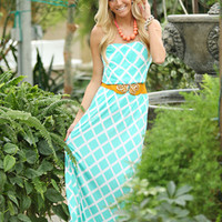 Beach Bum Barbie Dress Mint