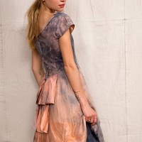 Rough And Tumble Vintage Sunset Dress - Urban Outfitters