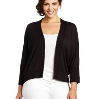 Kenneth Cole Women's Shrug Cardigan Sweater