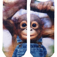 MONKEYING AROUND SOCKS