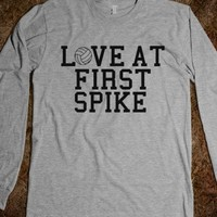 LOVE AT FIRST SPIKE