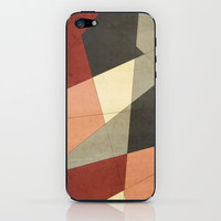 Vintage Patchwork iPhone & iPod Skin by DuckyB (Brandi)