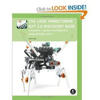 The LEGO MINDSTORMS NXT 2.0 Discovery Book: A Beginner's Guide to Building and Programming Robots [Paperback]