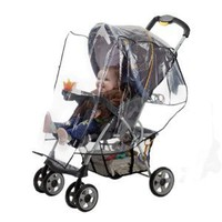 Jeep Standard Stroller Weather Shield