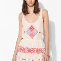 Gat Rimon Auda Fit & Flare Dress - Urban Outfitters
