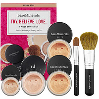 Sephora: bareMinerals : Try. Believe. Love. Kit : foundation-sets