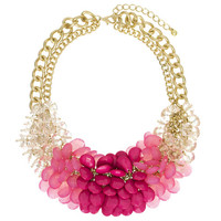 Bubblegum Clusters Necklace