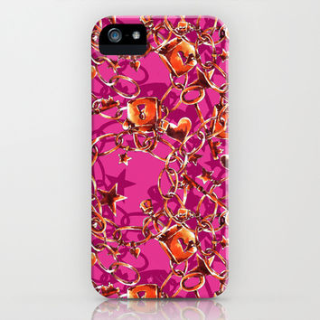Glam Tack iPhone & iPod Case by Aimee St Hill