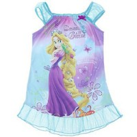 Tangled Dreams in Bloom Nightgown for Girls