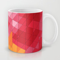 Rosey Abstract  Mug by DuckyB (Brandi)