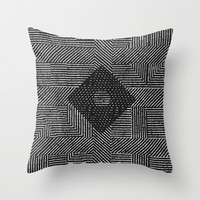 Harmony Throw Pillow by Josh Franke | Society6