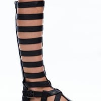 Action Packed Arena Gladiator Sandals