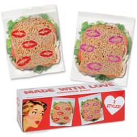 Made With Love Sandwich Bags - Box of 20 - LAST BOX!