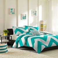 Mi Zone Aries 4-pc. Comforter Set - Full/Queen