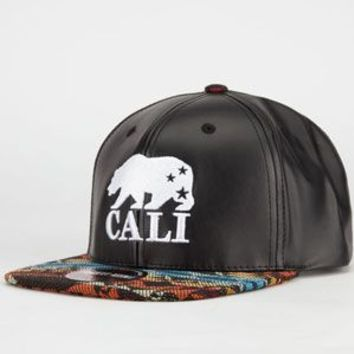 AMERICAN NEEDLE Sleek Cali Mens Strapback Hat
