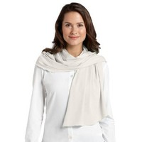 Coolibar UPF 50+ Women's Pearl Edge Scarf - Sun Protection