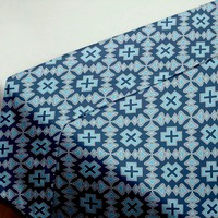 Veracruz Blue Flat Sheet