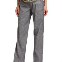Maternal America Women's Slim Trousers