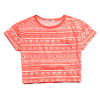 Totally Tribal Print Tee (Kids