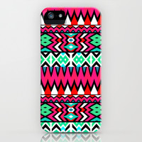 Mix #566 iPhone & iPod Case by Ornaart