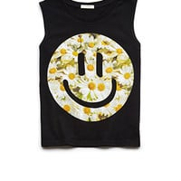 Happy Daisy Tank (Kids)