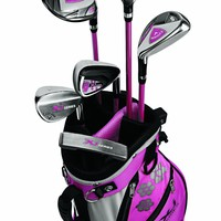 Callaway X Series Junior Set (Right Hand, Girl's Age 9-12)