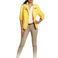 Jones New York Women's Hooded Anorak Blazer