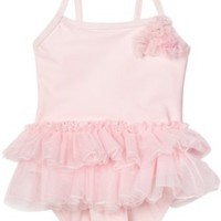 Little Me Baby-girls Infant Tutu Swimsuit