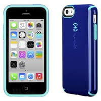 Speck CandyShell Cell Phone Case for iPhone 5/5s - Blue (SPK-A2822)