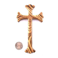 Wood Wall Cross, Wall Cross, Wooden Wall Cross, Christian Decor, Wall Hanging, Hand Carved Wall Cross, Orthodox Cross, Decorative Wall Cross