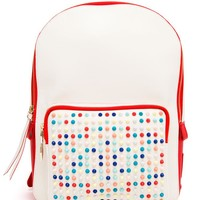 CHRISTIAN LOUBOUTIN | Studded Leather Backpack | Browns fashion & designer clothes & clothing