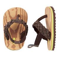 OshKosh Brown Sandals
