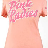 Broadway Merchandise Shop: Broadway Souvenirs and Apparel > Apparel > Grease Pink Ladies Glitter Tee