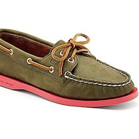 Authentic Original Color Pop 2-Eye Boat Shoe
