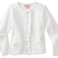 Pink Angel Girls 2-6X Long Sleeve Sweater