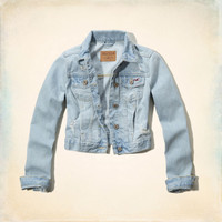 Pearl Street Denim Jacket