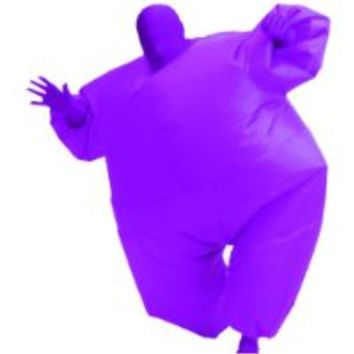 Inflatable Adult Chub Suit Costume Blow up Jumpsuit