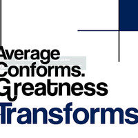 Average Conforms Greatness Transforms, Motivation Quote Print, Inspirational Wall Decor, Word Art, Gym Quote, Fitness Quote, Inspiring Print
