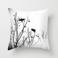 Free Soul Too Throw Pillow by DuckyB (Brandi)