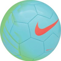 Nike Mercurial Fade Soccer Ball - Blue/Green | DICK'S Sporting Goods
